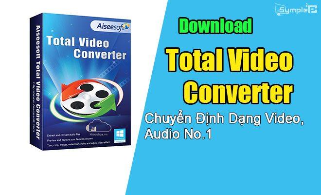 Download Total Video Converter – Chuyển Định Dạng Video, Audio No.1