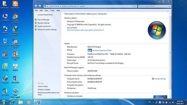 Download Windows 7 Pro Full 2019 – Bộ Cài ISO Mới Nhất Từ Mircosoft