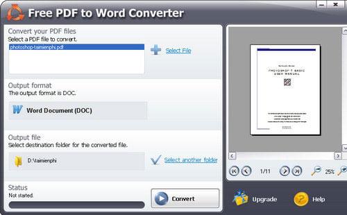 Cách Chuyển File PDF Sang Word Đơn Giản, 100% Không Lỗi Font