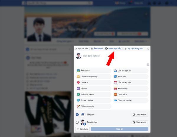 Cách Live Stream Facebook 2019 – Phát Video Trực Tiếp Từ PC, Mobile