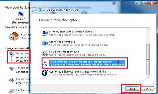 Cách Phát Wifi Laptop Trên Windows 7, Đơn Giản Hiệu Quả Trong 2 Phút