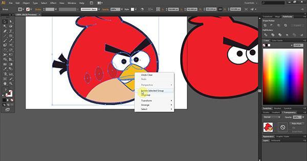 Download Adobe Illustrator CC 2018 - Công Cụ AI Vẽ Đồ Hoạ Vector Số 1