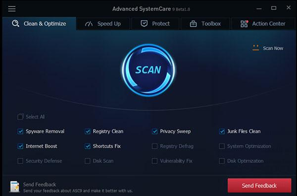 Download Advanced SystemCare Pro - Tối Ưu, Tăng Tốc Máy Tính Số 1