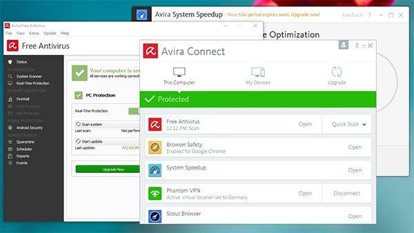 Download Avira Free Antivirus - Phần Mềm Diệt Virus Miễn Phí Tốt Nhất