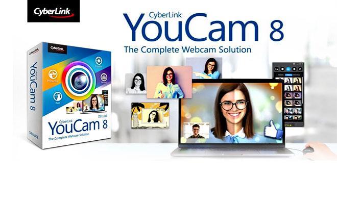 Download CyberLink YouCam - Webcam Laptop, Chụp Ảnh Cực Cool
