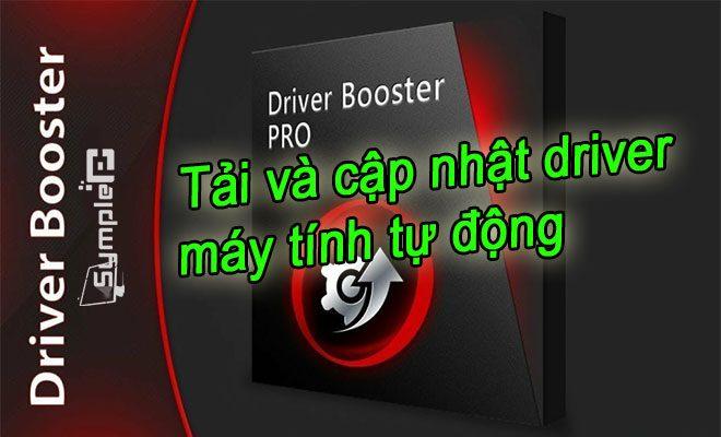 Download Driver Booster - Tải Và Update Driver Máy Tính Chính Xác