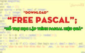 Download Free Pascal - Hỗ Trợ Học Lập Trình Pascal Hiệu Quả Số 1