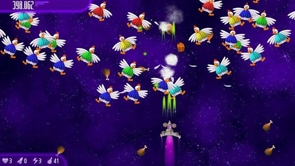 Download Game Bắn Gà - Chicken Invaders, Trò Chơi Gây Nghiện Số 1
