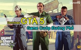 Download GTA 5 - Grand Theft Auto V - Game Cướp Đường Phố Cho PC
