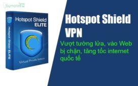 Download Hotspot Shield VPN – Vượt Tường Lửa, Vào Web Bị Chặn