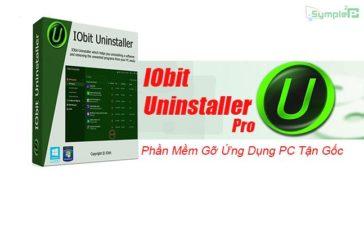 Download IObit Uninstaller Pro - Phần Mềm Gỡ Ứng Dụng PC Tận Gốc