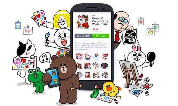 Tải LINE - Ứng Dụng Chat, Video Call, Miễn Phí Cho Android, iOS