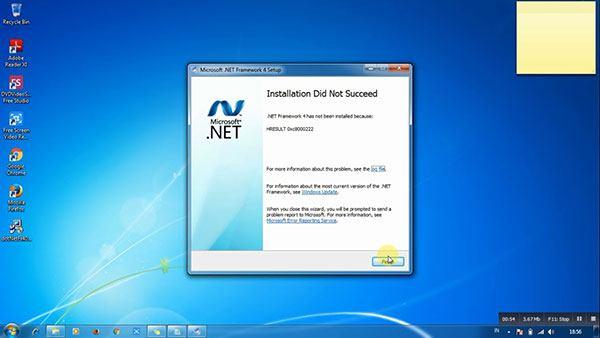 Download NET Framework 4.0 - Môi Trường Chạy Ứng Dụng Windows