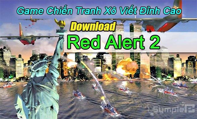 Download Red Alert 2 Full – Game Chiến Tranh Xô Viết Đỉnh Cao Cho PC