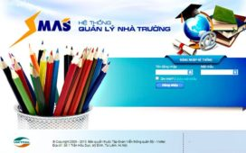 Download SMAS - Nhập Điểm, Quản Lý Học Sinh, Quản Lý Nhà Trường