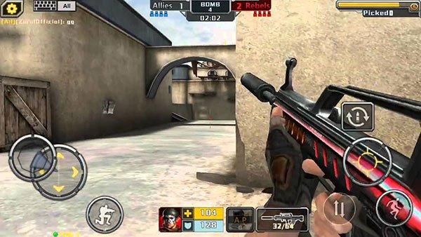 Tải Tập Kích - Game Bắn Súng Đỉnh Cao 3D Trên Mobile Android, iOS