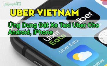 Tải Uber Vietnam - Ứng Dụng Đặt Xe Taxi Uber Cho Android, iPhone