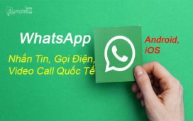 Tải WhatsApp Messenger – Nhắn Tin, Gọi Thoại, Video Call Quốc Tế