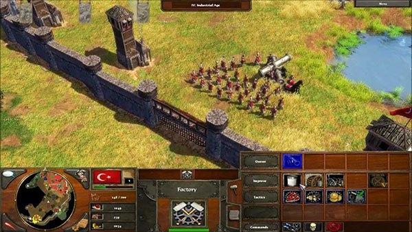Download Age of Empires III – Game AOE Đế Chế 3 Cho Máy Tính