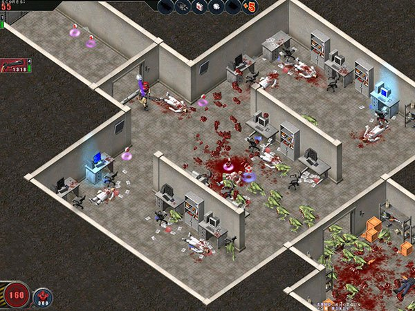 Download Alien Shooter – Game Hành Động Zombies Hấp Dẫn
