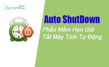 Download Auto Shutdown – Phần Mềm Hẹn Giờ Tắt Máy Tính Tự Động