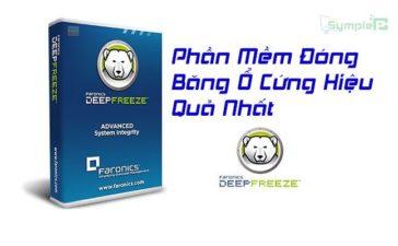 Download Deep Freeze – Phần Mềm Đóng Băng Ổ Cứng Hiệu Quả Nhất
