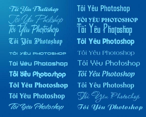 Download Font UTM Tiếng Việt – Tổng Hợp Font Chữ Đẹp Nhất 2019