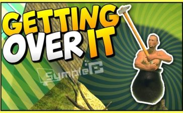 Download Getting Over It – Game Leo Núi Gây Ức Chế Nhất Trên PC