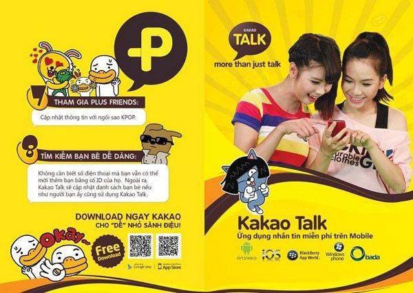 Download KakaoTalk – Nhắn Tin, Gọi Thoại, Video Call Miễn Phí Số 1