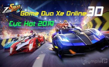 Download Zing Speed – Game Đua Xe Online 3D Cực Hot 2019