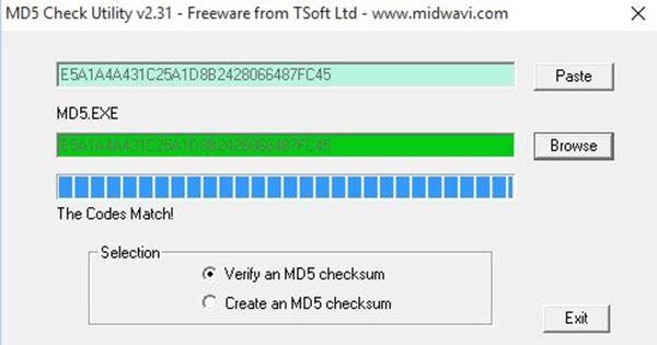 Mã MD5 Là Gì? Cách Check MD5 Online Đơn Giản, Chính Xác Nhất