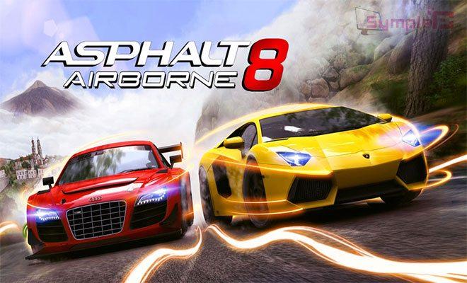 Tải Asphalt 8 - Game Đua Xe 3D Đỉnh Cao 2019 Cho Android, iOS