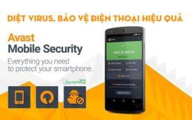 Tải Avast Mobile Security – Diệt Virus, Bảo Vệ Điện Thoại Hiệu Quả Số 1