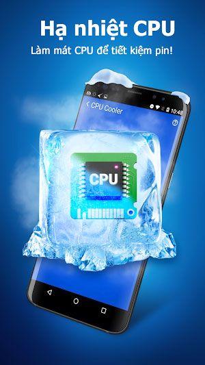 Tải Clean Master – Rọn Rác, Diệt Virus, Tăng Tốc Cho Android Hiệu Quả