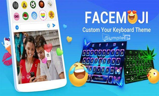 Tải Facemoji - Bàn Phím, iCon Tuyệt Đẹp Cho Điện Thoại Android, iOS