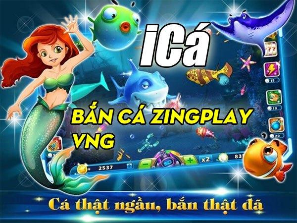 Tải Game iCá - Bắn Cá Online ZingPlay VNG Cho Điện Thoại Android