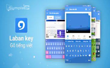 Tải Laban Key – Bộ Gõ Tiếng Việt Thông Minh Trên Mobile Android, iOS