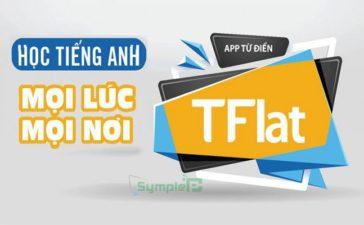 Tải Tflat Offline – Từ Điển Anh Việt Hàng Đầu Trên Mobile Android, iOS