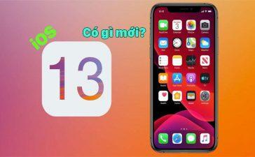 Apple Ra Mắt iOS 13 Chính Thức Có Gì Mới? Có Nên Nâng Cấp Không?