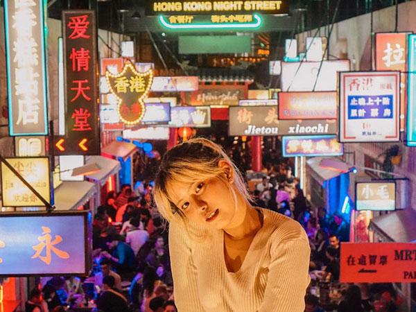 Hướng Dẫn Blend màu Style HongKong bằng lightroom trên Smartphone