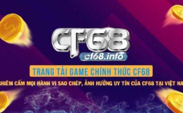 cổng game cf68 01