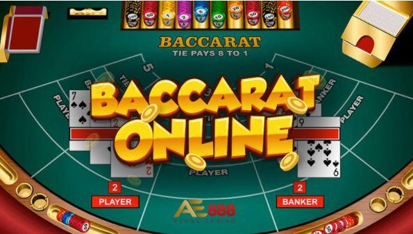Chơi Baccarat trực tuyến uy tín nhất Việt Nam